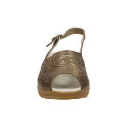 Sandały Vinceza  SANDAŁY  R14-D-SD-158. Brązowe sandały damskie marki Vinceza. Za 49,99 zł.