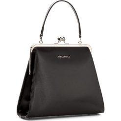 Torebka BELLUCCI - R-110 Czarny Lico. Czarne torebki klasyczne damskie marki Bellucci. W wyprzedaży za 209,00 zł.
