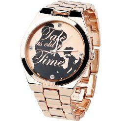 Zegarki damskie: Piękna i Bestia Tale As Old As Time Zegarek na rękę złoty