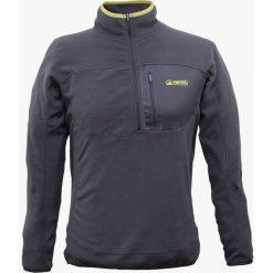 Bejsbolówki męskie: BERG OUTDOOR M bluza DHAULAGIRI 1/2 ZIP SWEAT kolor żółty, roz. M (P-10-HK4210503AW14-010-M)