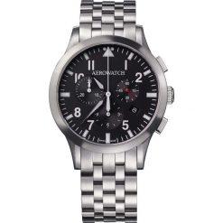 Zegarki męskie: Zegarek męski Pilot Chrono Aerowatch Les Grandes Classiques 83966.AA03.M