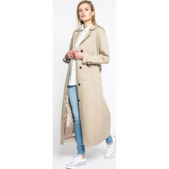 Płaszcze damskie pastelowe: Calvin Klein Jeans - Płaszcz