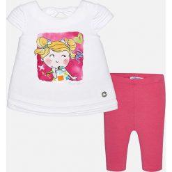 Spodnie dresowe dziewczęce: Mayoral – Komplet dziecięcy 68-98 cm