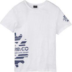 T-shirty męskie: T-shirt Slim Fit bonprix biały