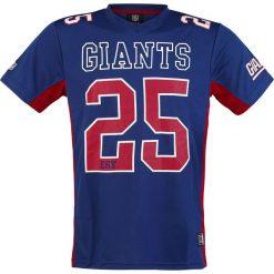 T-shirty męskie z nadrukiem: NFL New York Giants T-Shirt niebieski