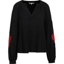 Bluzki asymetryczne: Rebecca Minkoff BETHANY Bluzka black