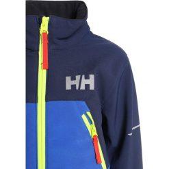 Helly Hansen BERG JACKET  Kurtka Softshell olympian blue. Niebieskie kurtki chłopięce sportowe marki bonprix, z kapturem. Za 319,00 zł.