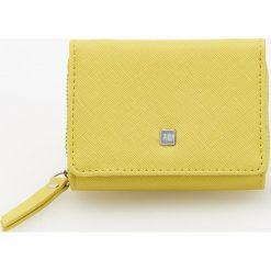 Portfele damskie: Mały portfel - Zielony