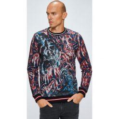 Medicine - Bluza Japan Cartoon. Szare bluzy męskie rozpinane marki MEDICINE, l, z bawełny, bez kaptura. W wyprzedaży za 79,90 zł.