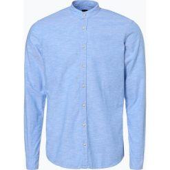 BOSS Casual - Koszula męska – Eeasy_2, niebieski. Niebieskie koszule męskie na spinki BOSS Casual, m, z bawełny. Za 399,95 zł.