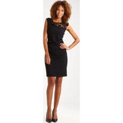 Sukienki hiszpanki: Kaffe INDIA VIVI  Sukienka etui black deep