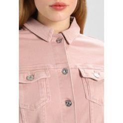 Bomberki damskie: Springfield CAZADORA Kurtka jeansowa pinks