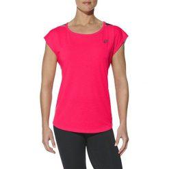 Asics Koszulka Novel Tee różowa r. XS (140940 0688). Czerwone topy sportowe damskie Asics, xs. Za 168,93 zł.