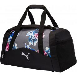 Torby podróżne: Puma Torba Sportowa Fund. Sports Bag Graphic M Steel Gray Fl