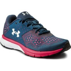 Buty sportowe damskie: Buty UNDER ARMOUR – Ua W Charged Rebel 1298670-918 Tui/Ptp/Msv