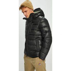 Pepe Jeans - Kurtka Walbrooks. Szare kurtki męskie jeansowe marki Pepe Jeans, l, z kapturem. Za 599,90 zł.