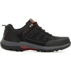 Buty sportowe męskie: Czarno-Czerwone Buty Sportowe Ripper