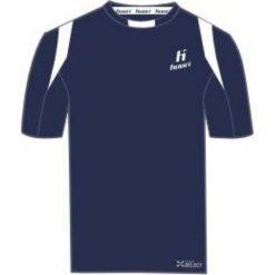 T-shirty chłopięce: Huari Koszulka juniorska LIBERTI JUNIOR T-SHIRT Medieval Blue/ White r. 164
