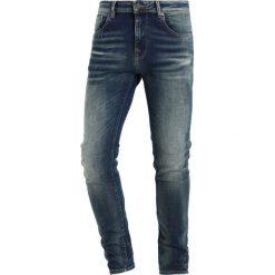 Jeansy męskie: Selected Homme SHNSLIMLEON  Jeansy Slim Fit medium blue denim