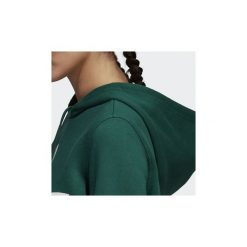 Bluzy rozpinane damskie: Bluzy adidas  Bluza z kapturem Trefoil