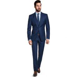 Garnitur MARCO 2 E15-02P. Niebieskie garnitury marki Giacomo Conti, m, z tkaniny, klasyczne. Za 599,00 zł.