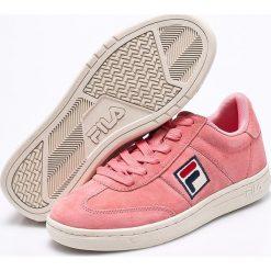Fila - Buty Portland. Szare buty sportowe damskie marki adidas Originals, z gumy. W wyprzedaży za 239,90 zł.
