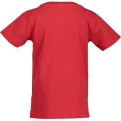Blue Seven - T-shirt dziecięcy 92-128 cm. Niebieskie t-shirty chłopięce z nadrukiem marki Blue Seven, l, z bawełny, z okrągłym kołnierzem. W wyprzedaży za 29,90 zł.