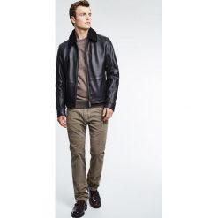 Chinosy męskie: Baldessarini JACK Spodnie materiałowe beige