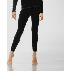 Spodnie dresowe damskie: Gwinner Damskie leginsy CLASSIC II Dry LIne czarne r. L