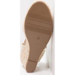 Rzymianki damskie: Refresh Sandały na platformie nude