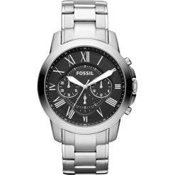 Fossil - Zegarek FS4736IE. Różowe zegarki męskie marki Fossil, szklane. Za 679,90 zł.