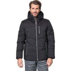 """Kurtka narciarska """"Mitchell"""" w kolorze czarnym. Czarne kurtki narciarskie męskie marki KILLTEC, m. W wyprzedaży za 379,95 zł."""