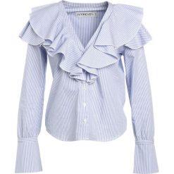 Bluzki asymetryczne: Ivyrevel BAAKO Bluzka blue