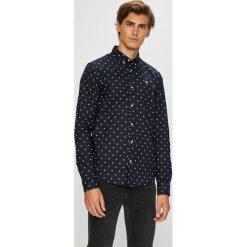 Scotch & Soda - Koszula. Szare koszule męskie na spinki marki S.Oliver, l, z bawełny, z włoskim kołnierzykiem, z długim rękawem. Za 339,90 zł.