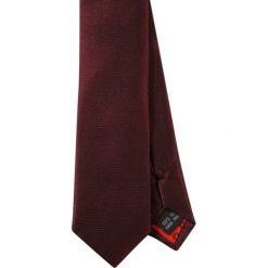 Krawaty męskie: VON FLOERKE SET Krawat bordeaux