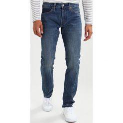 Levi's® 511 SLIM ALTERED BETTER Jeansy Slim Fit spliced indigo. Niebieskie jeansy męskie relaxed fit marki Levi's®, z bawełny. Za 449,00 zł.