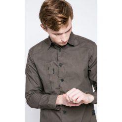 Koszule męskie na spinki: Dissident - Koszula