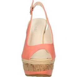 SANDAŁY S.BARSKI A821-4B. Różowe sandały damskie Casu. Za 64,99 zł.