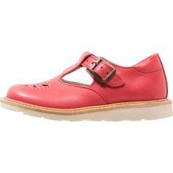 Baleriny damskie lakierowane: Young Soles ROSIE Baleriny z zapięciem rouge red