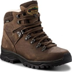 Trekkingi MEINDL - Wales Lady 2 Mfs GORE-TEX 2923 Braun 10. Brązowe buty trekkingowe damskie MEINDL. W wyprzedaży za 919,00 zł.