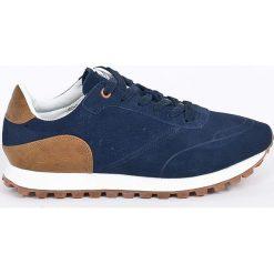 Vespa - Buty Corsa. Niebieskie buty sportowe damskie marki Vespa, z materiału. W wyprzedaży za 219,90 zł.