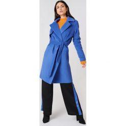 Płaszcze damskie pastelowe: 2NDDAY Płaszcz Livia – Blue