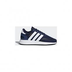 Buty Dziecko adidas  Buty N-5923. Niebieskie trampki chłopięce Adidas. Za 269,00 zł.