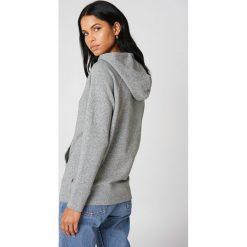Bluzy rozpinane damskie: Levi's Bluza z kapturem Graphic - Grey