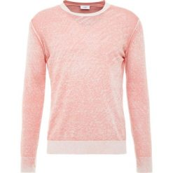 Swetry klasyczne męskie: CLOSED BASIC JUMPER Sweter lachs