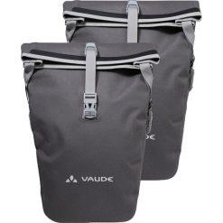 Vaude AQUA BACK DELUXE 2 PACK Torba sportowa black. Czarne torby podróżne Vaude. Za 629,00 zł.