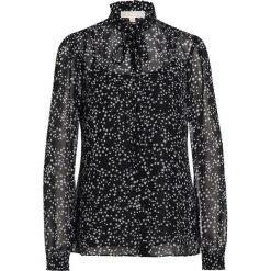 MICHAEL Michael Kors SHOOTING STAR Bluzka black/white. Czarne bluzki damskie marki MICHAEL Michael Kors, xl, z materiału, retro. W wyprzedaży za 369,50 zł.