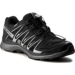 Buty SALOMON - Xa Lite Gtx GORE-TEX 393312 27 V0 Black/Quiet Shade/Monument. Czarne buty sportowe męskie marki Camper, z gore-texu, wspinaczkowe, gore-tex. W wyprzedaży za 389,00 zł.