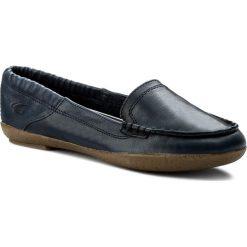Mokasyny CAMEL ACTIVE - Bamboo 800.74.02 Jeans. Niebieskie mokasyny damskie marki Camel Active, z jeansu. Za 379,00 zł.