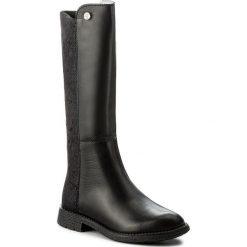Kozaki dziewczęce: Kozaki STUART WEITZMAN – B171400 E-Black (Nappa)